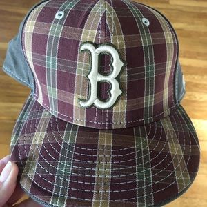 Boston Red Sox 59 Fifty Baseball Hat